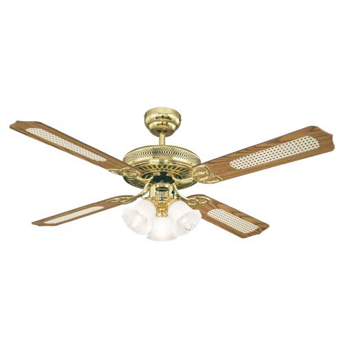 Kóstolja meg a mennyezeti ventilátor Westinghouse Monarch Trio